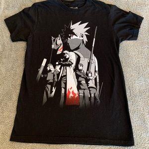 Naruto men's size t-shirt